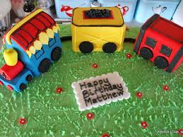 train cake ideas that are