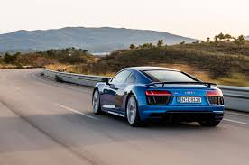Audi R8 Back - 2017 audi r8 v10 plus review photo gallery