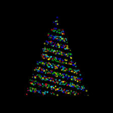 christmas lights bubble l free stock photos rgbstock free stock images tree of lights 3