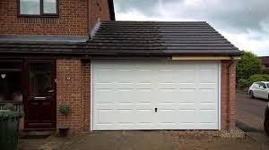 Elite Garage Door by Double Georgian Up And Over Garage Door Elite Gd
