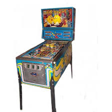 Pacman Game Table by Mr And Ms Pac Man Pinball Game Plan Entertainment