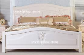 French Antique Bedroom Furniture by Luxury French Antique Bedroom Furniture Solid Wood Bed Furnishing