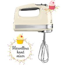 Used Kitchen Aid Mixer by Great British Bake Off Appliances About Tech