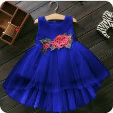 desain baju gaun anak dress pesta anak perempuan desain cantik lucu terbaru