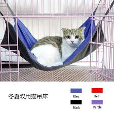 polyester rat rabbit chinchilla cat cage hammock small pet dog