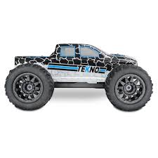 nitro rc monster trucks tkr5603 u2013 mt410 1 10th electric 4 4 pro monster truck kit u2013 tekno