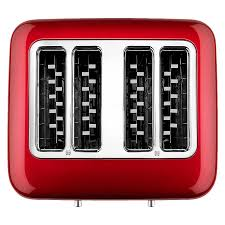 Red Kitchenaid Toasters Kitchenaid Pro Line Series 4 Slice Toaster Slice Toaster 399 99