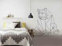 stickers chambre exquisit stickers muraux chambre adulte haus design