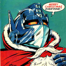optimus prime wishes everyone a merry christmas transformers