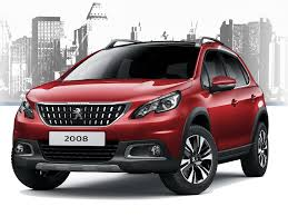 new peugeot automatic cars new peugeot 2008 new allure 1 2 p t 110 bhp eat6 full automatic at