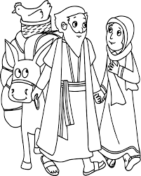 abraham and sarah camel chicken coloring page wecoloringpage