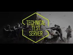 siege test rainbow six siege technical test servers week tts