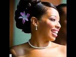 pondo hairstyles for black american 50 wedding hairstyles for black and african women youtube