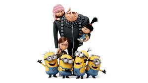 despicable me 3 hd 2017 wallpapers wallpaper despicable me 3 gru margo agnes edith minions 4k