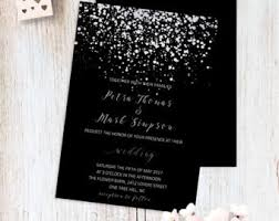 and black wedding invitations mexican wedding invitations black wedding invitations