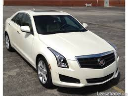 lease cadillac ats 2014 cadillac ats 2 5l standard car lease