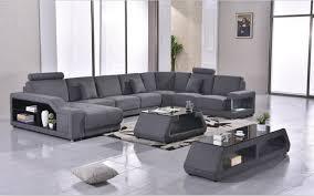canapé d angle en u canapés pour salon canapé d angle u shap coupe avec tissu canapé