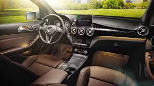 Mercedes Benz Interior Colors B Class Electric Drive Mercedes Benz