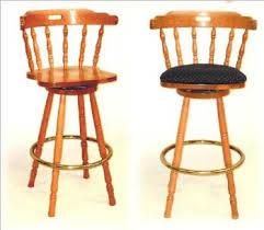 sofa wonderful bar stool with back and swivel