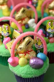 Easter Cupcake Decorations Pinterest by 21 Cute Easter Cupcakes Easy Ideas For Easter Cupcake Recipes