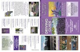 Map Of Sequim Wa 2017 Driving Guide Is Here U2013 Sequim Lavender Festival