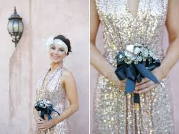 great gatsby bridesmaid dresses vintage gatsby inspired wedding dresses for the
