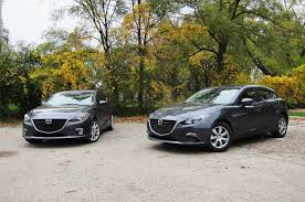 mazda small car models 2014 mazda 3 s touring four seasons wrap up