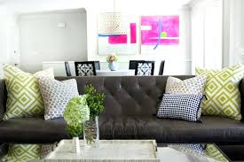 Decorating With Brown Leather Sofa Wonderful Brown Couches Living Room Astonishing Living Room