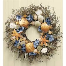 seashell wreath seashell wreath wreaths and