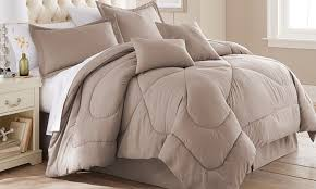 Chezmoi Collection White Goose Down Alternative Comforter Clara Clark Goose Down Alternative Reversible Comforter Queen