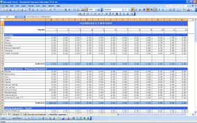 Bookkeeping Spreadsheets For Excel Small Business Spreadsheet For Income And Expenses Uk And Income