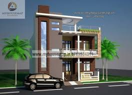 Design My Home Exterior Front Elevation Design House Map Building