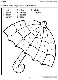 free kindergarten worksheets printable preschool math coloring for