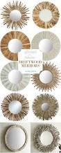 affordable fabulous driftwood mirrors sand and sisal