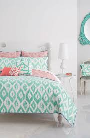 Orange And White Comforter Bedroom Dazzling Wonderful Coral Girls Bedrooms Orange Bedrooms