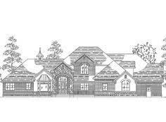 six bedroom house plans house plan with 6242 square and 6 bedrooms s