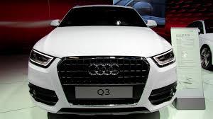 audi q3 tdi price 2015 audi q3 tfsi quattro exterior and interior walkaround