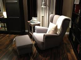 Wing Chairs Design Ideas Strandmon Wing Chair Design Affordable Modern Home Decor