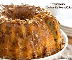 best 25 pecan praline buttermilk pound cake ideas on pinterest