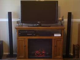 fireplace walmart tv stand fireplace console lowes electric