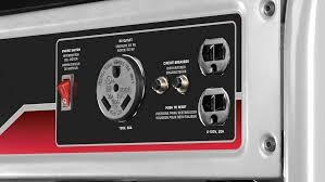 3500 watt portable generator