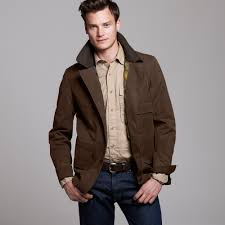 Wallace And Barnes Bomber J Crew Wallace U0026 Barnes Brush Jacket In Brown For Men Lyst
