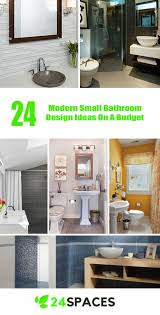 small bathroom remodel ideas on a budget 24 modern small bathroom design ideas on a budget 24 spaces