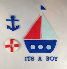 a nautical baby shower a sweet life