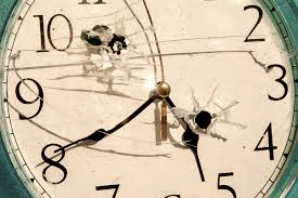 100 broken clocks writing life how is your writing