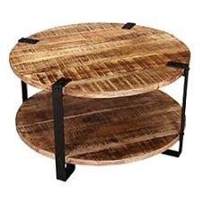 Rustic Round Coffee Table Roxborough Rustic Industrial Square Coffee Table With Saw Marks