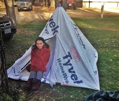 How To Build A Tent by Kim Goodwin Explains How To Make A Low Voc Low Cost Tent Living