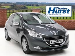 peugeot 208 2016 used 2016 peugeot 208 1 2 vti allure 3dr for sale in northen