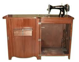 Vintage Singer Sewing Machine Cabinet Vintage Singer Sewing Machine And Cabinet