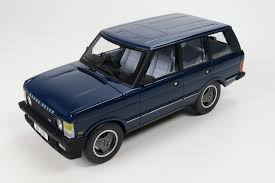 toy range rover ls collectibles range rover 1 18 blue ls001c
